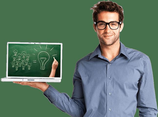 Criação de Site para Escola