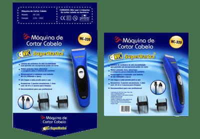 emba cortador cabelo nvc 2