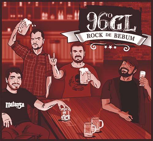 ideia capa 96gl red