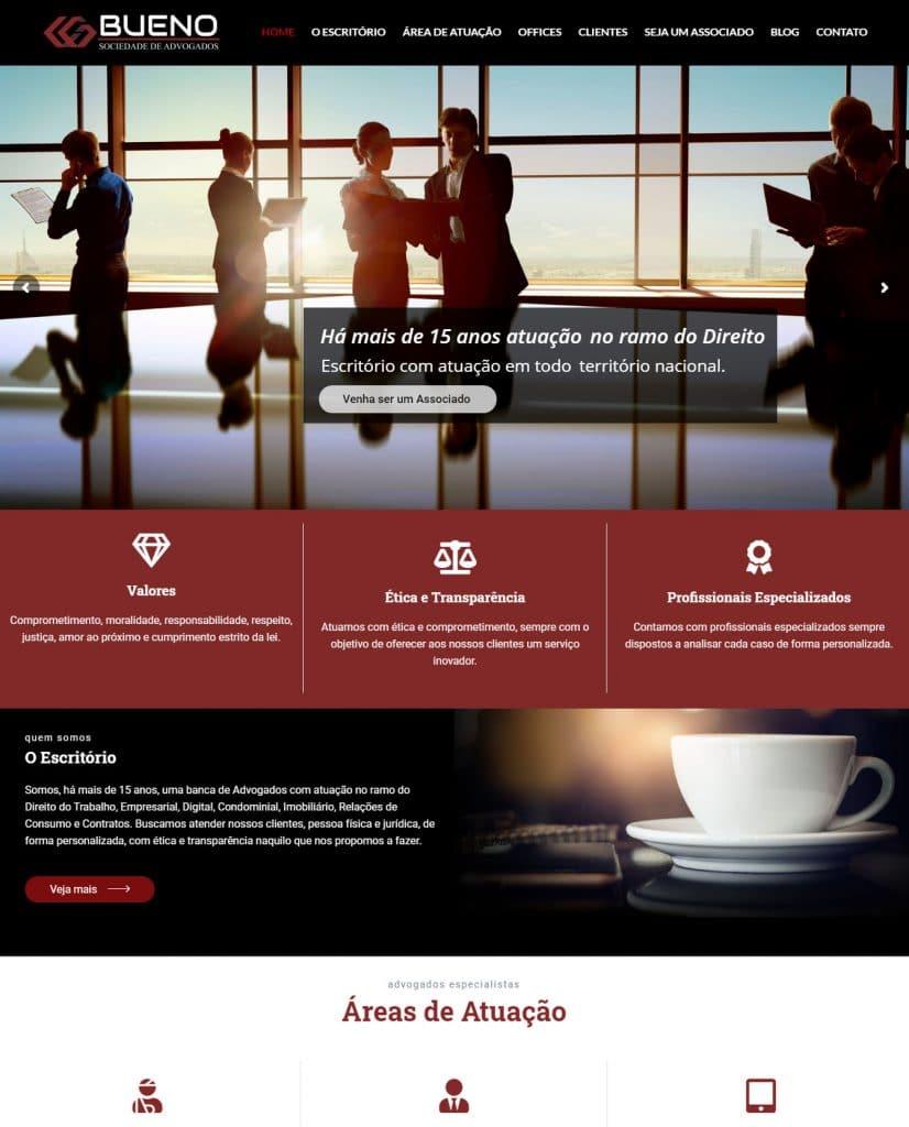 site bueno advogados